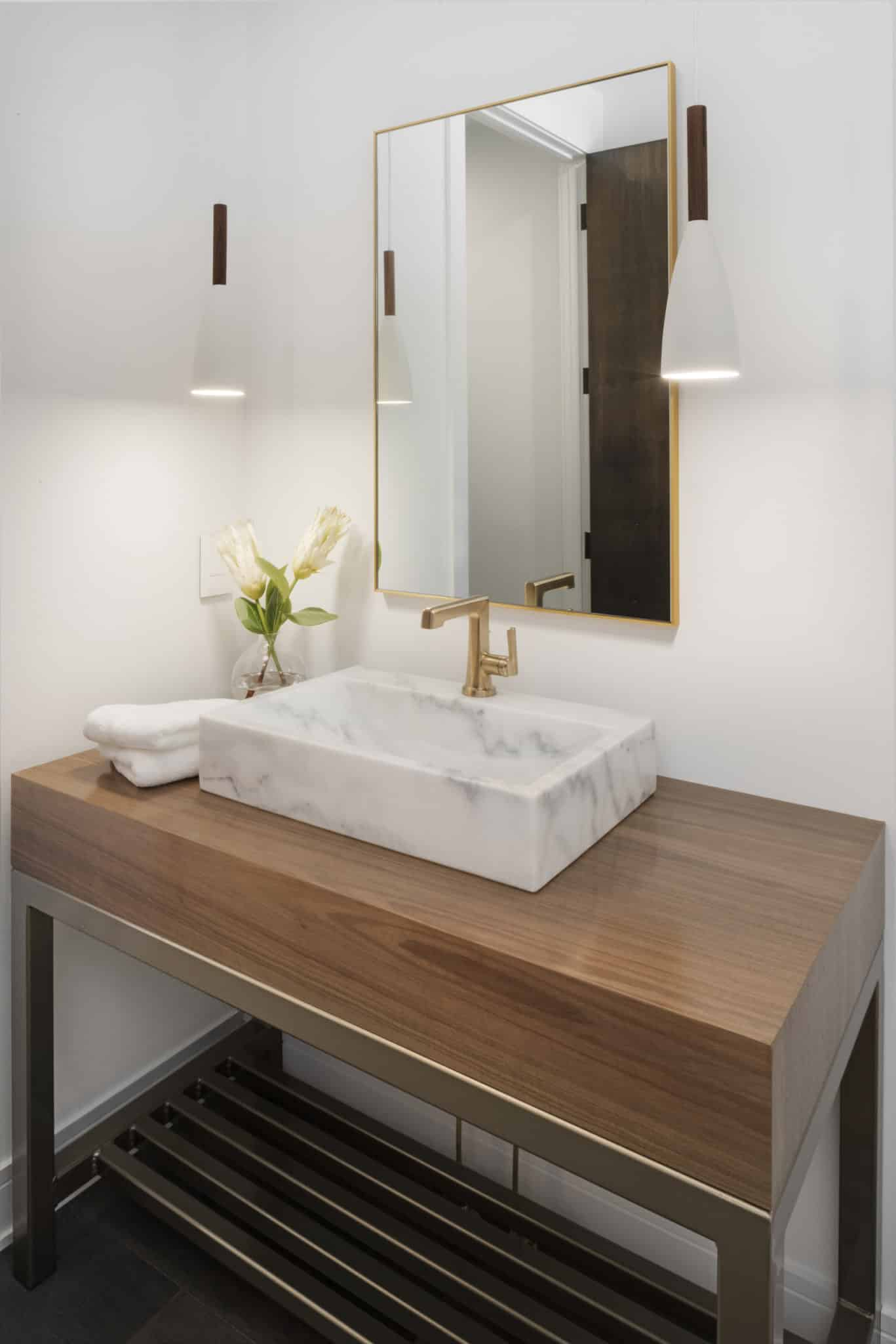 bright modern bathroom design by sustainable 9